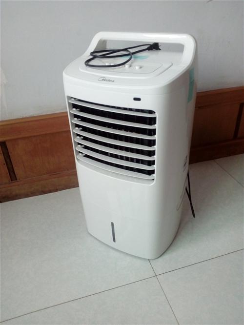 美的可移動空調     因不在此地工作出售   剛買兩個月     原價500元    現價200元...