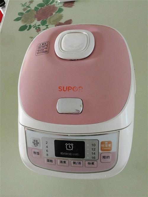 3L苏泊尔智能电饭煲,换大号了,所以处理,绝对的品质保证。