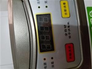 闲置全新紫外线筷子消毒机出售,饭店转让新机买来没来及用,只拆了外包试过一次,筷子机一切正常没有使用过...