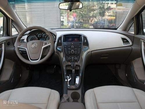 別克英朗GT2013款
