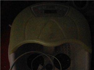 电动洗脚盆,原价1500.买的,插电可各种按摩脚部,可遥控,8成新,诚信转让,有意请联系,非诚勿扰,...