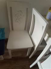 正品掌上明珠餐桌椅,可整体出售,也可单售椅子