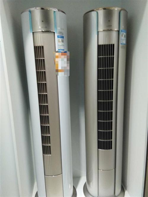 本人现有格力新3匹柜机空调一台因外墙小无法安装,只能出售,有需要者电话联系 13866629550