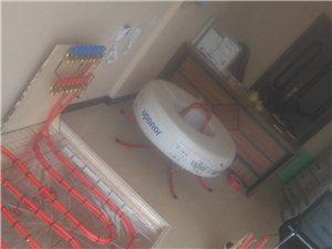 地暖铺设水电安装