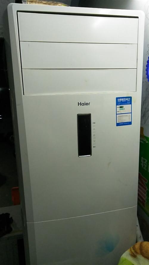 海尔柜机空调,惠普复印机,验钞机。刚使用一年,因门店不干。现低价出售,商品均9成新。非诚勿扰!