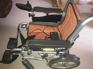 家里有一个品牌的上海贝珍电动轮椅,2016年买时花了2800,现处理1500,需要的亲们请联系136...
