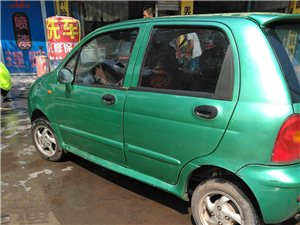 2009年精品奇瑞QQ,助力转向,电动车窗,双保险
