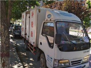 09年江淮3.3米箱式货车