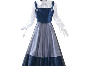 小仙女�L裙,�m合160以上的女生穿。�I后只穿�^一次。135入手,�F65出,可小刀,接受面�h和包�]�煞N...