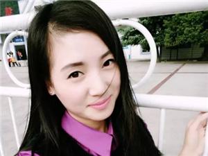 【美女秀场】 谢欣妍 25岁 金牛座 销售