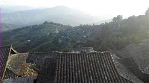 岜沙部一落,黔东南州从江县。