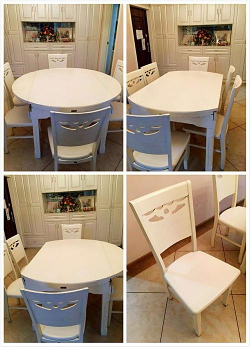 一桌六椅,低价转让