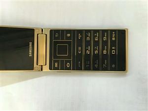 出售二手三星正品商务翻盖手机