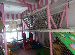 室内儿童游乐园设备转让