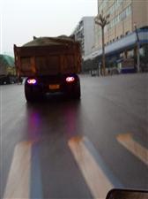 水富县夺命大货车满城窜,人民安全谁来保障?