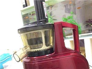 榨汁机低价转让