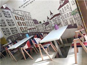 转让百芬爽饮品器材桌椅板凳免费培训技术