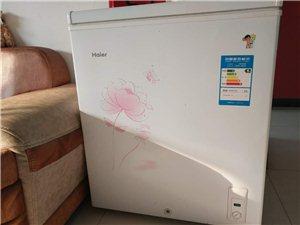 出售海尔冰柜九成新