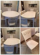 餐桌椅一套低价处理