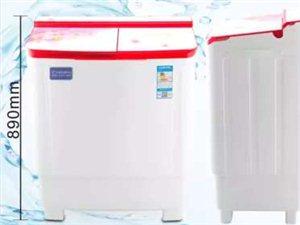 特价美乐8.5kg大容量不锈钢双桶双缸波轮半自动洗