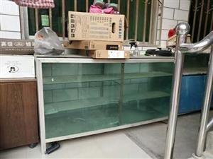 低价处理玻璃货柜,玻璃柜台