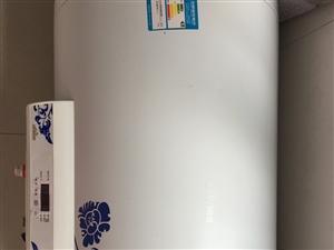 低价出售二手美的热水器一台7成新