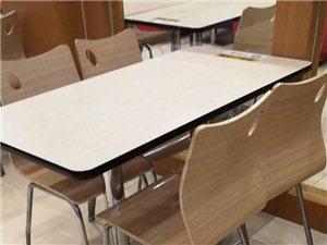 快餐用桌椅a