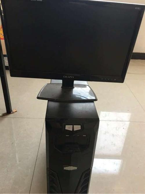闲置电脑一台带显示器