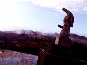 大家猜猜,这是药谷江村哪?