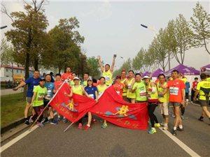 高温下的马拉松----峡江和风跑吧!参加2017南京-江宁春牛首国际马拉松纪实。
