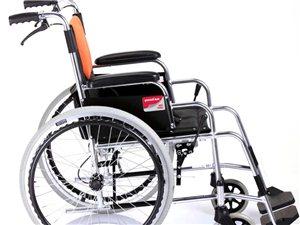 鱼跃折叠轮椅
