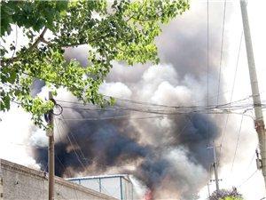 汇川工人宿舍起火
