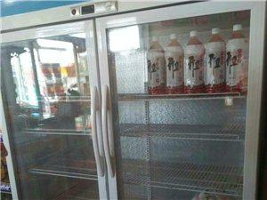 出售双开展示冰柜一台