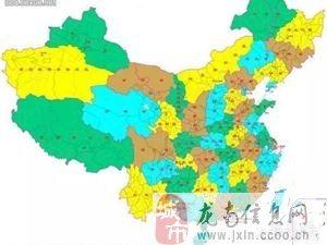 别了,江西!澳门太阳城平台划入新广东省