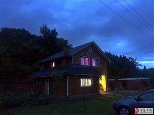 我家房子,歧坪镇的地标建筑