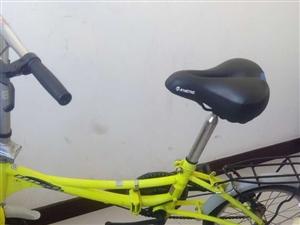 折叠自行车,大行品牌原价800多在哈尔滨专卖店买的