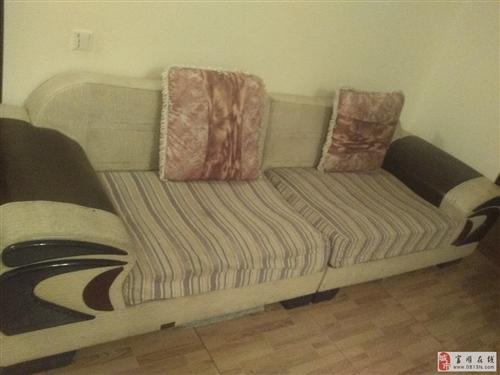 出售自家用二手沙发,低价处理