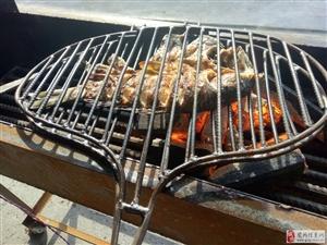 体育馆!重口味店!隆重推出碳烤鱼