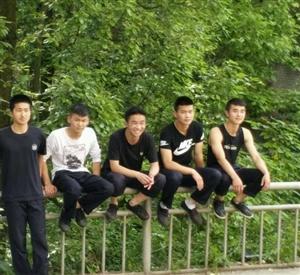 致青春2015級7區隊