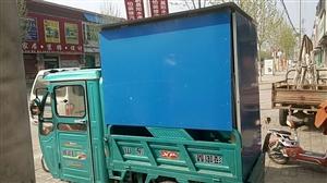 电动三轮车卖小菜专用车棚