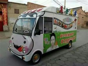 多功能美食快餐车