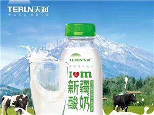新疆天潤酸奶