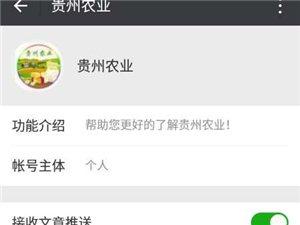 贵州农业APP平台