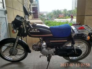 出售9成新摩托车一辆,有图片。