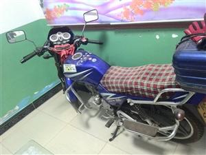 出售嘉玲125摩托,挂牌