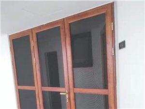铝合金防蚊防盗系列门窗