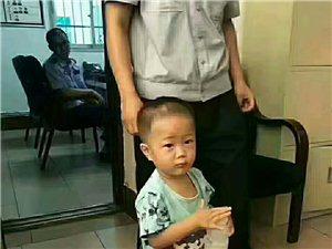 人民医院丢一小男孩,两岁!
