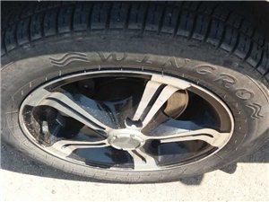 求購。13寸改裝款黑色鋁合金輪轂(有圖片)