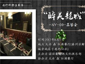 """诺谊葡萄酒文化俱乐部""""醉美龙城""""葡萄酒主题品鉴会"""