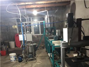 卖做干豆腐机器